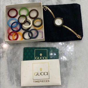 Vintage Gucci 1100-L Watch